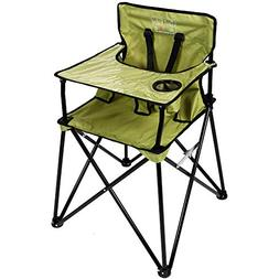Ciao! baby Portable Travel Camping Highchair HB2003 Sage, HB