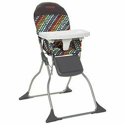 NEW Portable Baby High Chair Compact Folding Seat Toddler In