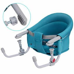 Portable Folding Baby Hook On Clip On High Chair Booster Fas