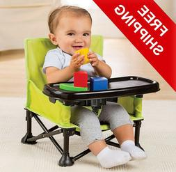 Portable Infant Seat Booster Baby Toddler Dining High Chair
