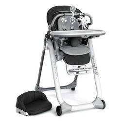 Chicco Progress Relax Highchair, Silhouette