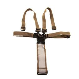 Replacement Straps/Harness for Chicco Polly High Chair BROWN