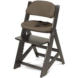 Keekaroo Height Right Kids Chair Espresso with Chocolate Com