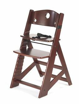 Height Right Kids Chair in Mahogany