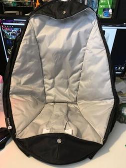 4MOMS ROCKAROO Baby CLASSIC GREY Infant Swing Seat Fabric Co