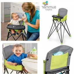 Summer Infant Safety Toddler Feeding Booster Seat Portable B