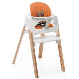 Stokke 'Steps' Seat Cushion, Size One Size - Orange