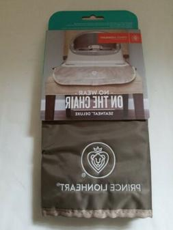 Prince Lionheart Seat Neat Deluxe Brown/Tan NWT