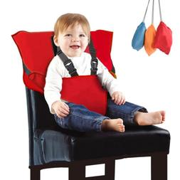 Seat Travel High Chair Baby Feeding Booster Safety Seat Harn