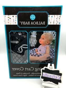 Balboa Baby Shopping Cart & High Chair Cover FREE SHIPPING U