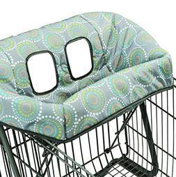 shopping cart chair cover