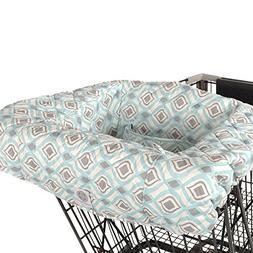 Balboa Baby Shopping Cart and High Chair Cover - Boheme