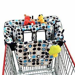 Balboa Baby Shopping Cart Cover, Lola