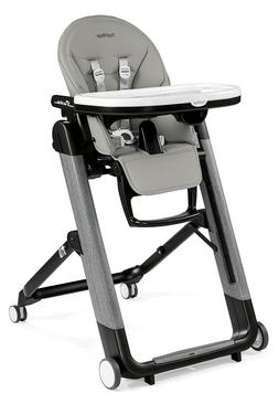 Peg Perego Siesta Ambiance High Chair Ambiance Grey