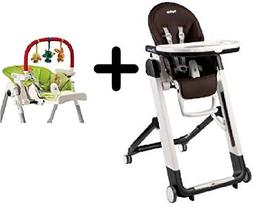 Peg Perego Siesta Highchair, Cacaco + Peg Perego High Chair