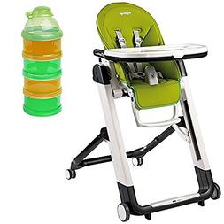 Peg Perego Siesta Highchair Mela & Formula Dispenser