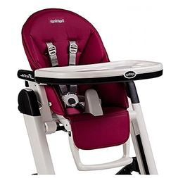 Peg Perego Siesta Highchair Replacement Cover Cushion Berry
