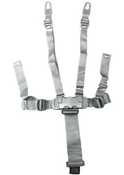 Peg Perego Siesta Highchair Replacement Straps Harness Grey