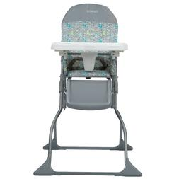 Simple Fol Full Size High Chair with Adjustable Tray