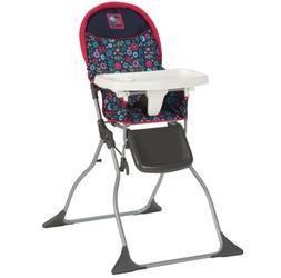 Cosco Simple Fold High Chair, Flower Garden