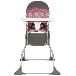 Simple Fold High Chair, Choose Your Pattern / Bloom