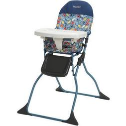 Cosco Simple Fold High Chair, Leafy