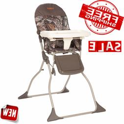 Cosco Simple Fold High Chair Camo Realtree/Orange