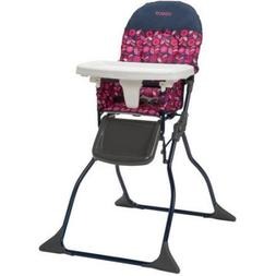 Simple Fold High Chair / Geo Floral