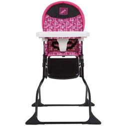 Simple Fold High Chair, Disco Ball Berry