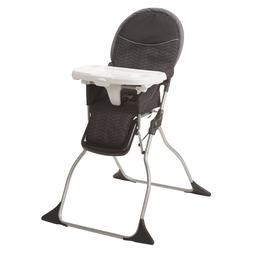 Simple Fold Deluxe High Chair, Black Arrows