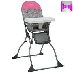 Simple Fold Full Size High Chair with Adjustable Tray LULA C