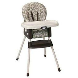 Graco Simpleswitch Portable High Chair and Booster Zuba