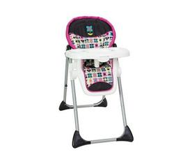 Baby Trend Sit-Right 3-in-1 High Chair Bloom Pattern