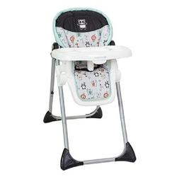 BABY TREND SIT-RIGHT ADJUSTABLE HIGH CHAIR, LIL ADVENTURE *D