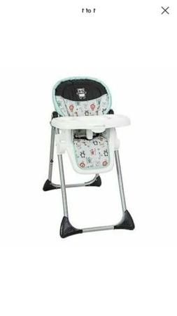 Baby Trend Sit-Right Adjustable High Chair, Lil Adventure