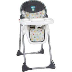 Baby Trend Sit-Right Adjustable High Chair, Tanzania