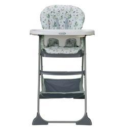 Graco Slim Snacker High Chair, Gala