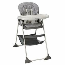 Slim Snacker High Chair | Ultra Compact High Chair Whisk