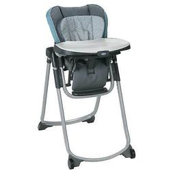 Graco Slim Spaces High Chair, Alden