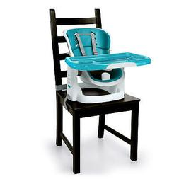 Ingenuity SmartClean ChairMate High Chair Booster Seat - Pea
