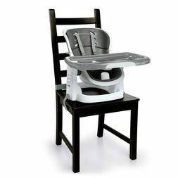 Ingenuity SmartClean ChairMate High Chair - Slate - Toddler