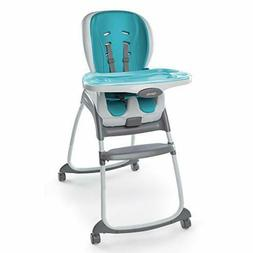 Ingenuity SmartClean Trio 3-in-1 High Chair - Aqua