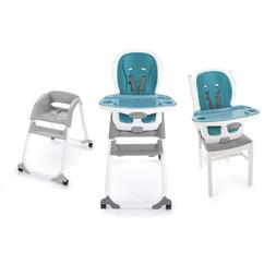Ingenuity SmartClean Trio Elite 3-in-1 High Chair – Peacoc