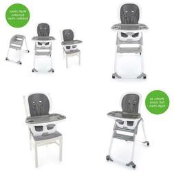 Ingenuity Smartclean Trio Elite 3-In-1 High Chair - Slate -
