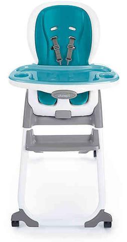 Ingenuity SmartClean Trio Elite 3-in-1 High Chair in Peacock