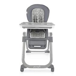 SmartServe 4 in 1 High Chair with Swing Out Tray and High To