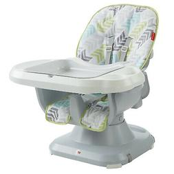 Fisher-Price SpaceSaver High Chair in Arrow Dynamic, BPA-fre