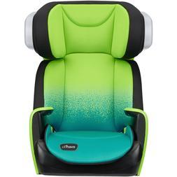 Evenflo Spectrum High Back Booster Car Seat, Seascape