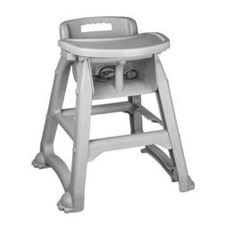 stackable plastic high chair chh 25 new
