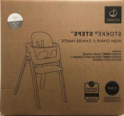 Stokke Steps 5-in-1 Seating System High Chair with 5-Point H